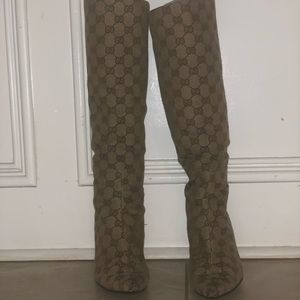 Authentic Gucci Boots